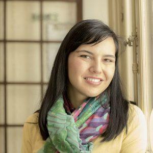Alba es profesora de Tandem Madrid