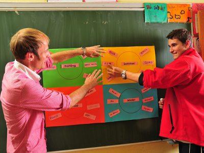 Cursos de verano alemán o inglés para niños y jóvenes