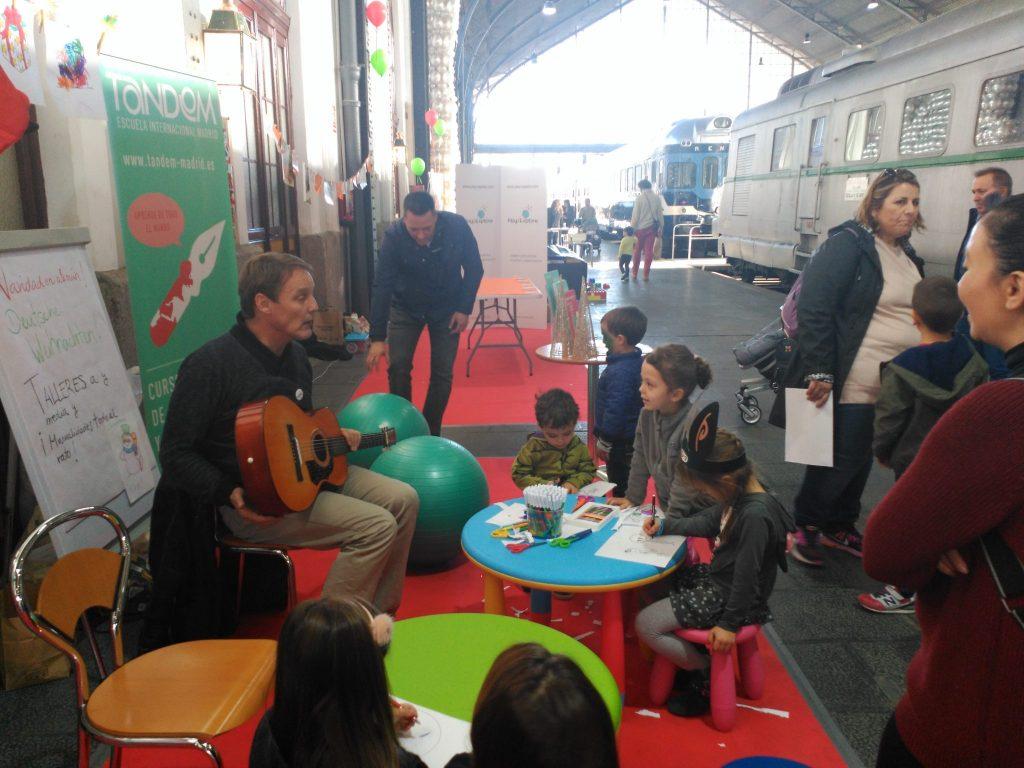 Cursos de alemán con música para niños en Aprendemos Jugando