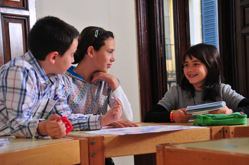Ya está preparado el programa de cursos extraescolares de alemán o de inglés para el año académico 2018-19.