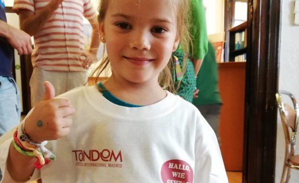 Cursos de alemán para niños en Madrid con TANDEM. Oferta de otoño